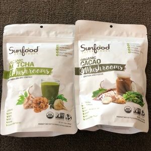 Sunfood organic superfoods